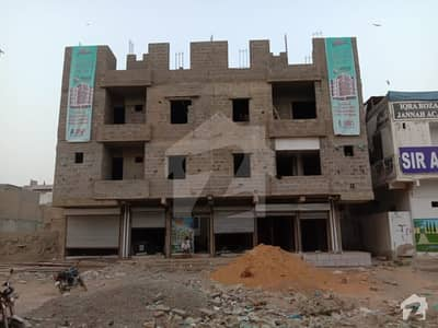 650  Square Feet Flat Situated In Gadap Town For Sale
