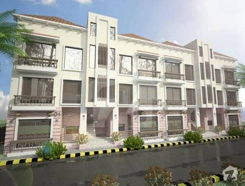 Under Construction Ground Floor For Sale In Kings Town Lahore