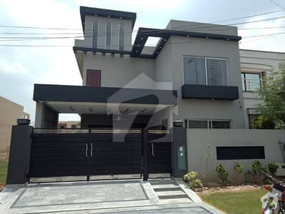 10 Marla Brand New Upper Portion Is Available For Rent In Ex Air Avenue Dha Phase 8