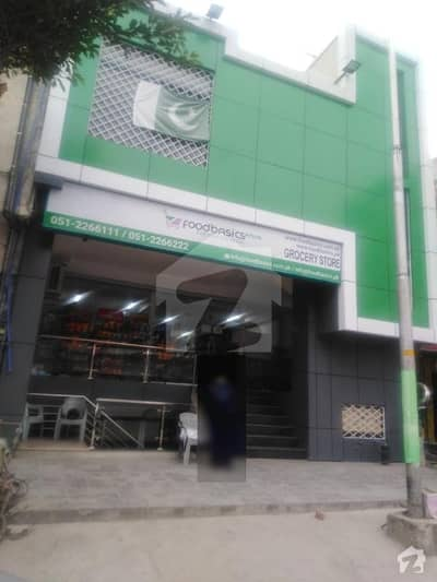 30x80 Brand New Plaza In G8 I  T Centre Islamabad