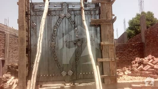 House Of 928  Square Feet In Bismillah Garden Is Available