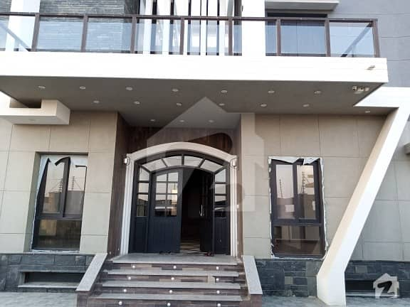 Dha House Sized 9000  Square Feet Is Available