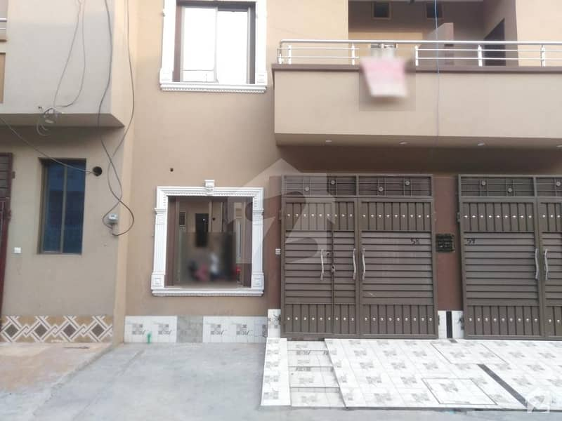 House In Lalazaar Garden Sized 3 Marla Is Available