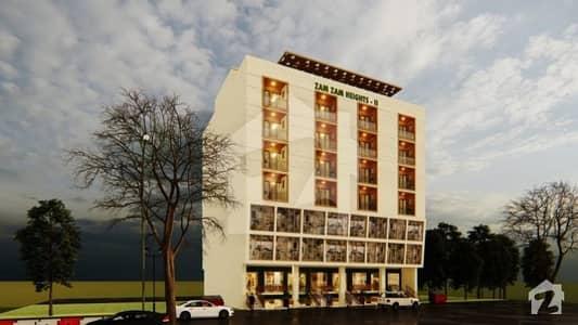 Office On 2nd Floor For Sale In Zam Zam Heights II
