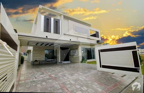 20 Marla Brand New House Located At Most Prime location Direct Approach From MB