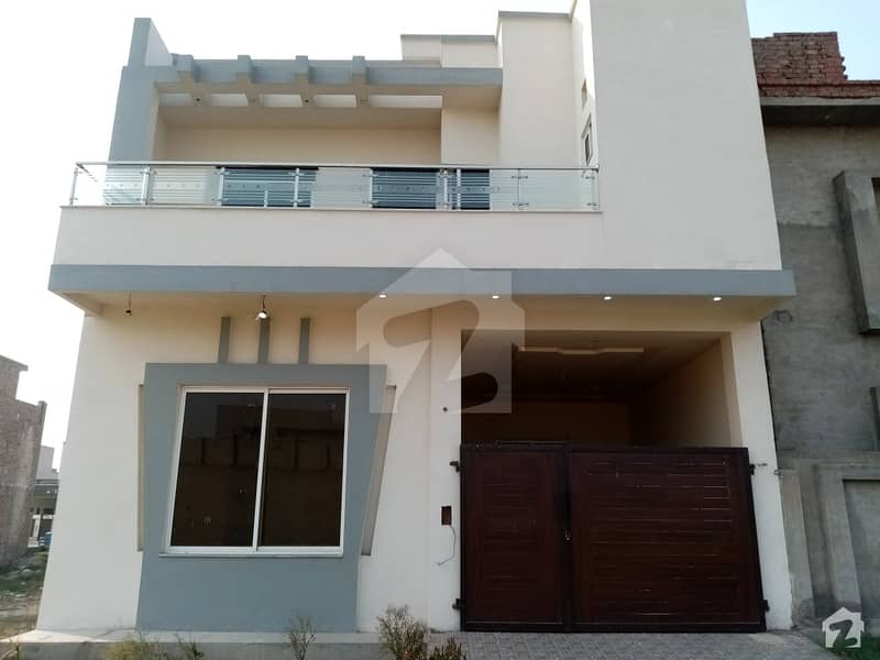 Satiana Road 4 Marla House Up For Sale