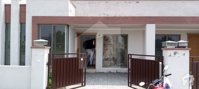 5 Marla Single Storey House Facing Park For Sale N Block Khayaban E Amin Lahore