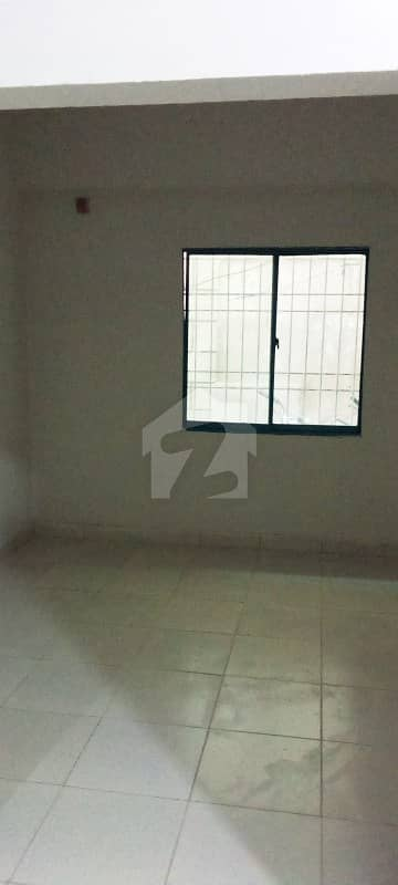 Ideally Located Flat For Sale In North Karachi Available