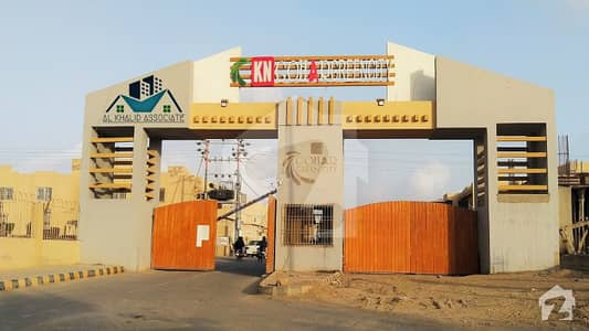 120 Sq. Yard One Unit Villas For Sale in Gohar Green City Dont Miss Chance