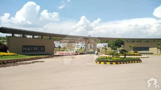 5 Marla Plot Available On Easy Installments In Park View City Islamabad