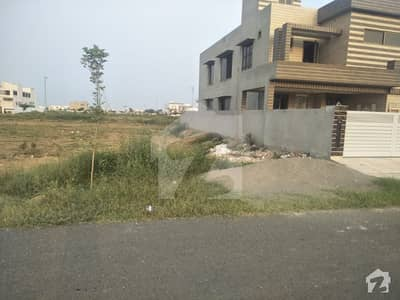 K Block 1 Kanal Good Location Plot For Sale In Dha Phase 6 Lahore