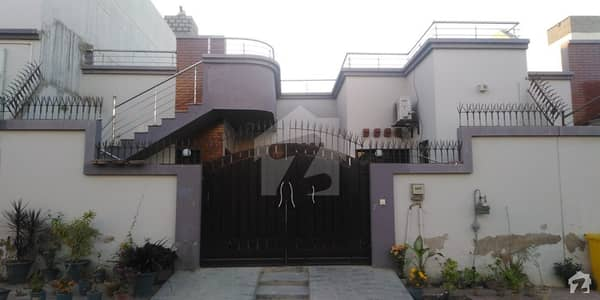 Block A 160 Sq Yard Luxury 100 Feet Road Brand New Bungalow Is Available For Sale In Saima Arabian Villas