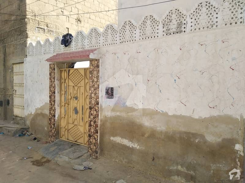 65 Square Yards House Is Available For Sale In Gadap Town