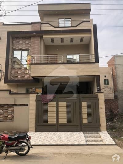 الرحمان گارڈن فیز 2 الرحمان گارڈن لاہور میں 4 کمروں کا 5 مرلہ مکان 87 لاکھ میں برائے فروخت۔