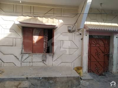65 Square Yards House Available For Sale In Gadap Town