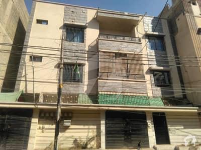 خالد بِن ولید روڈ کراچی میں 4 کمروں کا 8 مرلہ فلیٹ 2.75 کروڑ میں برائے فروخت۔