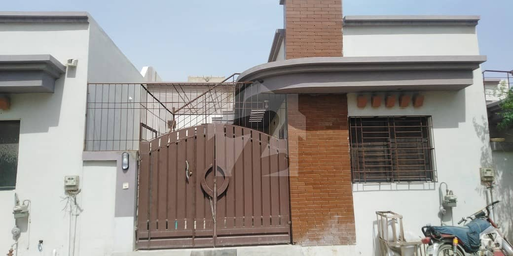 120 Square Yards House In Saima Arabian Villa Is Available