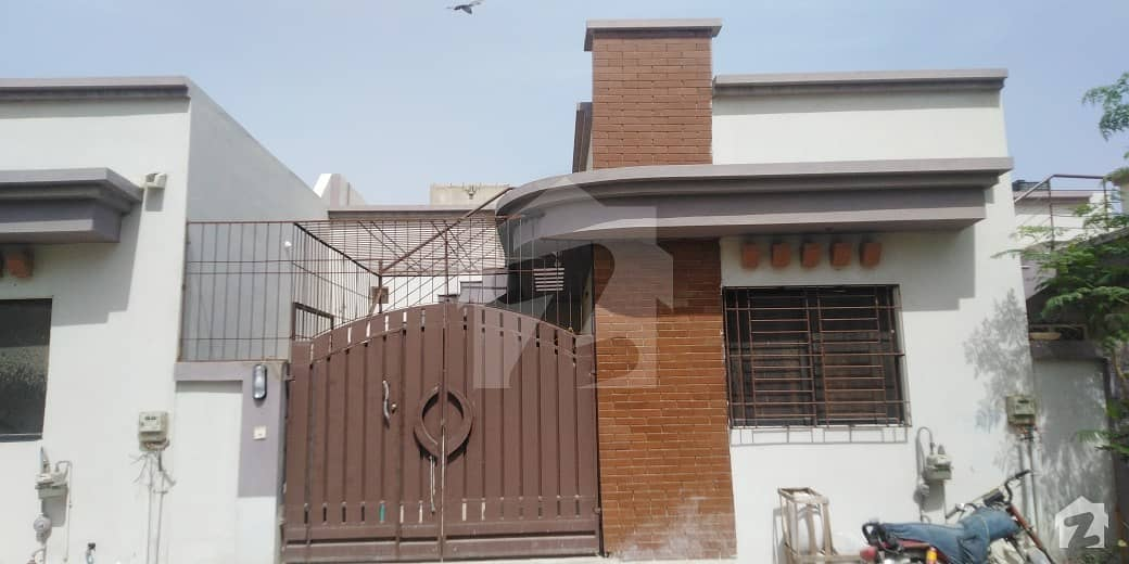 House Sized 120 Square Yards Is Available For Sale In  Saima Arabian Villas
