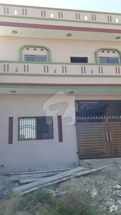 6 Marla Double Story House For Rent
