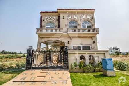 5 Marla Brand New Reasonable Price Luxurious Bungalow For Rent In Dha 9 Town