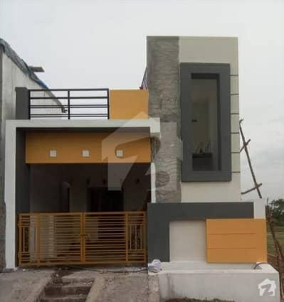 3 Marla Single Storey Modern House For Sale