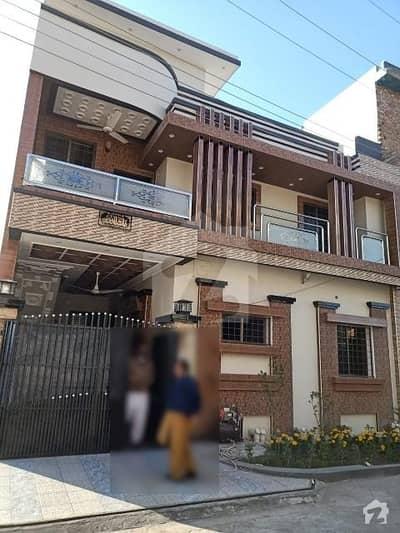 تاج گارڈن ہاؤسنگ سکیم سیالکوٹ روڈ وزیرآباد میں 5 کمروں کا 5 مرلہ مکان 1.07 کروڑ میں برائے فروخت۔