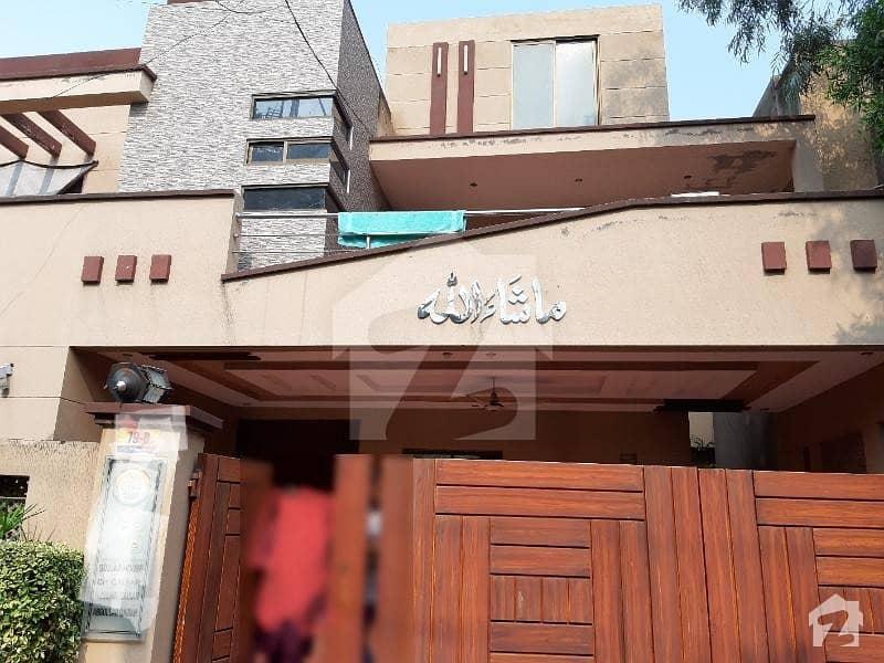ابدالینزکوآپریٹو ہاؤسنگ سوسائٹی لاہور میں 8 کمروں کا 1 کنال مکان 4.5 کروڑ میں برائے فروخت۔