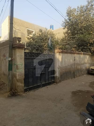 Old House For Sale In Gulshan E Waseem Buffer zone