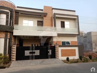 جیون سٹی - فیز 4 جیون سٹی ہاؤسنگ سکیم ساہیوال میں 8 مرلہ مکان 1.65 کروڑ میں برائے فروخت۔