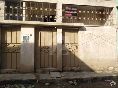 Good 64 Square Yards House For Sale In Gadap Town