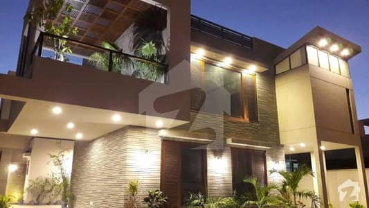 1000 Yards Brand Bew Luxurious Villa Designed By Famous  Architect