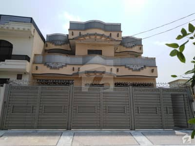 10 Marla House For Sale In Hayatabad