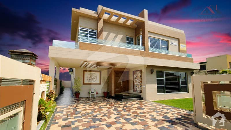20 Marla Luxury And Stylish Double Unit Owner Build House Is Available For Sale