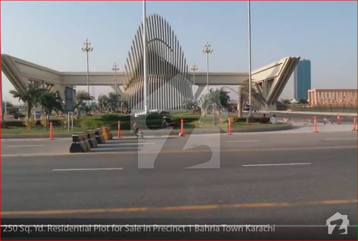 500 Sq Yards Plot Best For Investment Is Available For Sale In Bahria Town Karachi