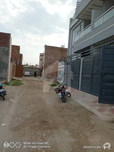 4 Marly Double Storey Brand New House For Sale On Ma Jinnah Road Bukhari Colony