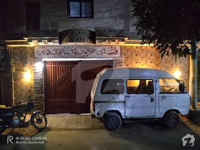 پی اینڈ ٹی ہاؤسنگ سوسائٹی کورنگی کراچی میں 4 کمروں کا 5 مرلہ مکان 1.45 کروڑ میں برائے فروخت۔