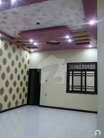 North Karachi Sector 11b House For Rent
