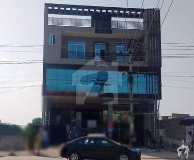 اڈیالہ روڈ راولپنڈی میں 1 کمرے کا 2 مرلہ فلیٹ 32 لاکھ میں برائے فروخت۔