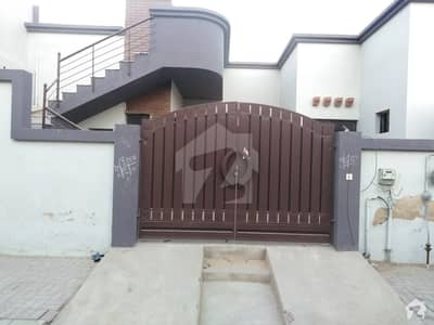 Block E One Unit 120 SQ Yard Luxury Brand New Bungalow Is Available For Sale In Saima Arabian Villas