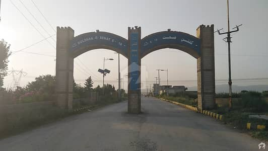 8 Marla Plot Is Available For Sale In Gulshan E Sehat D Block