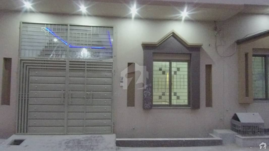 Lahore Medical Housing Society 3 Marla House Up For Sale