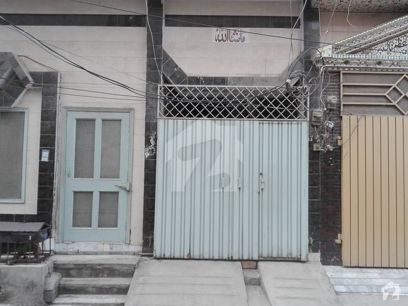 4 Marla House Available In Ali Housing Colony For Sale
