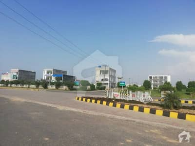 5 Marla Commercial Plot In Lahore Motorway City For Sale At Good Location