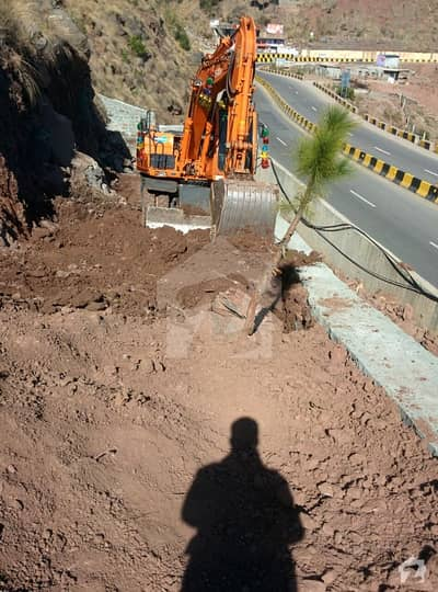 Residential Plot Of 10 Marla In Murree Expressway For Sale