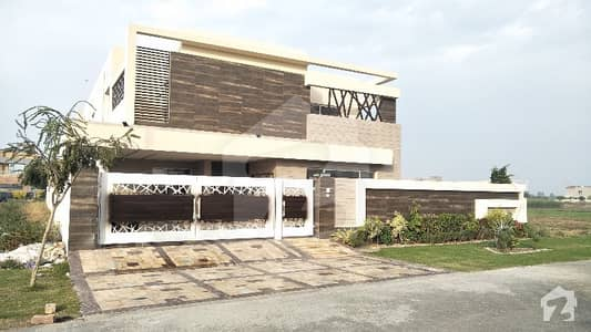 One Kanal Brand New Luxury Practical House For Sale In Dha Phase 7 Lahore