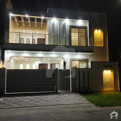 7 Marla Brand New House For Sale Wapda Town Phase 1