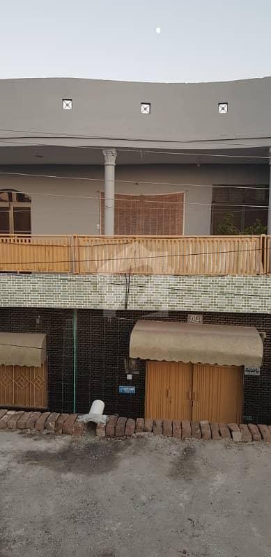 ملت چوک چکوال میں 5 کمروں کا 4 مرلہ مکان 60 لاکھ میں برائے فروخت۔