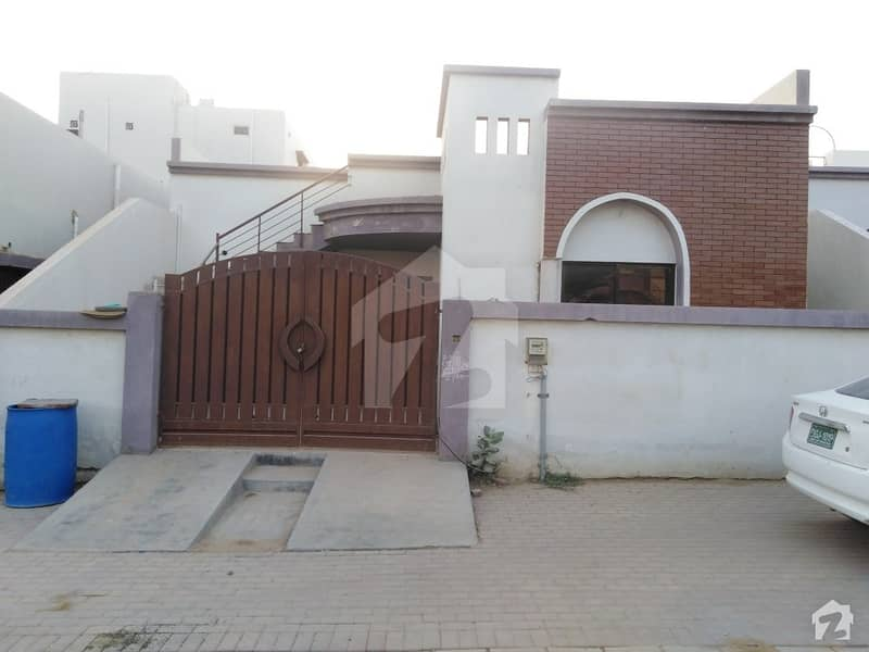 Block A Near To Park Corner Near To Main Gate 240 Sq Yard Luxury 100 Feet Road Brand New Bungalow Is Available For Sale In Saima Arabian Villas