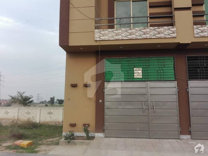 House In Kiran Valley Sized 2.5 Marla Is Available