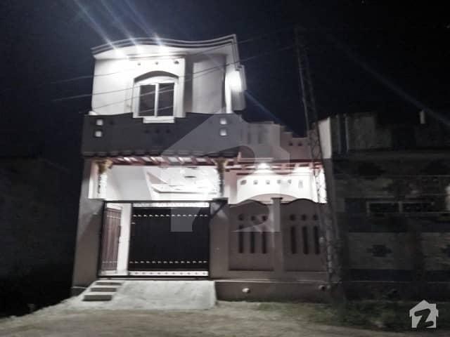 سرگوجرہ غربی چکوال میں 3 کمروں کا 6 مرلہ مکان 60 لاکھ میں برائے فروخت۔